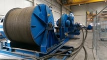 TRACTION WINCH SYSTEEM 40 TONS Image